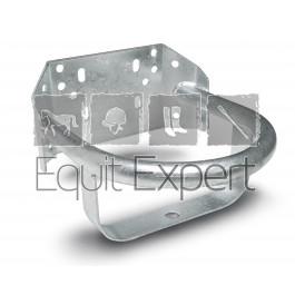 Protection d'abreuvoir en acier