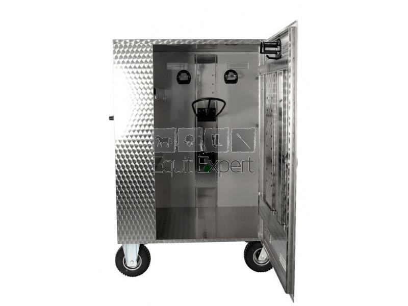 armoire d 39 curie de comp tition en acier inoxydable avec 4. Black Bedroom Furniture Sets. Home Design Ideas