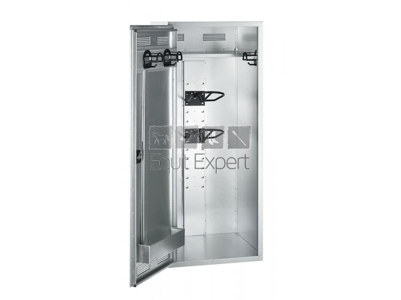 armoire sellerie d 39 curie 150x60x60 cm en acier. Black Bedroom Furniture Sets. Home Design Ideas