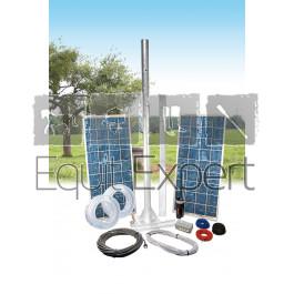 Kit de pompage solaire 24V Solar-Flow fil du soleil