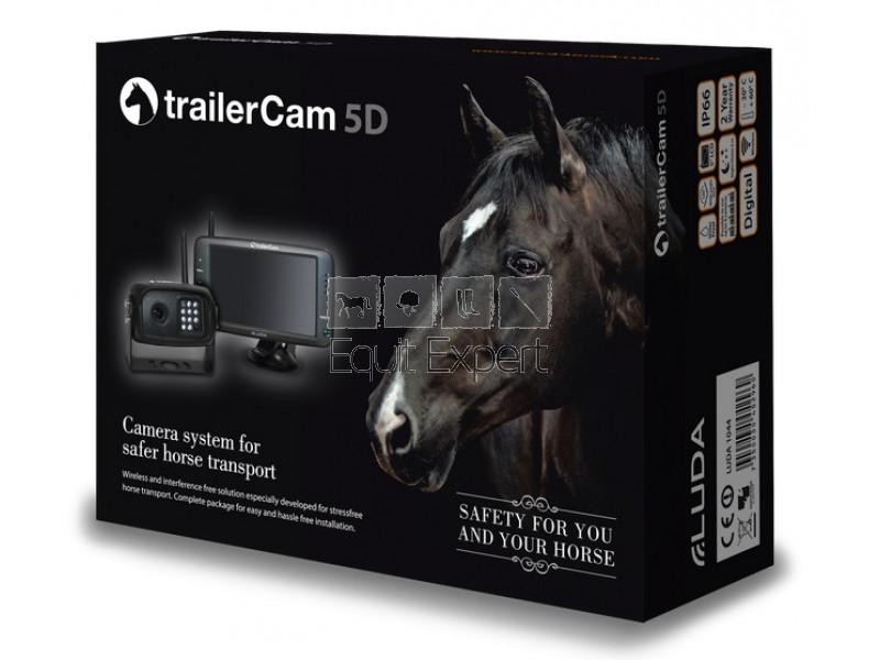 Trailer Cam 5D, Système de caméra pour le transport sans stress de ...