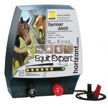 Clôture électrique 12V ou 230V modèle Farmer AN25 performances Moyennes