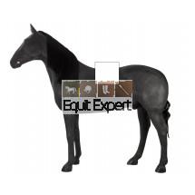 Cheval de présentation Blanc - Présentoir cheval