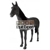 Cheval de présentation NOIR - Présentoir cheval 012094-60
