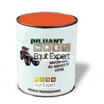 Diluant base résine synthétique pour peinture pot 1 litre.